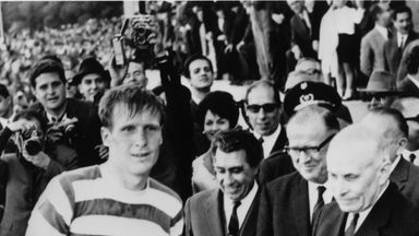 Football pays tribute to Billy McNeill