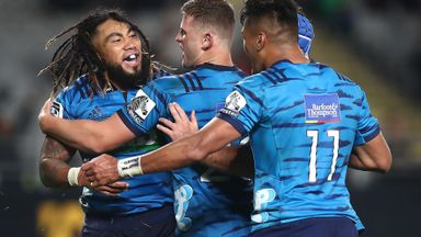 Nonu shines again for Blues