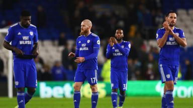 'Cardiff running out of time and points'