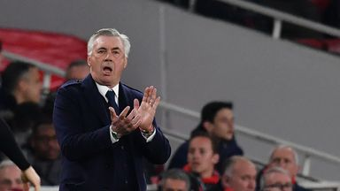 Ancelotti: Second leg will be different