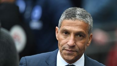 Hughton: We are aware of our level