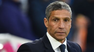 Hughton expects Brighton to survive