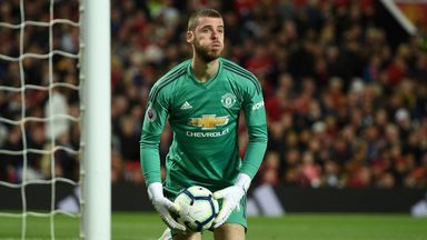 'De Gea criticism shows how good he is'