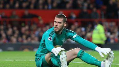 'De Gea will stay in the team'