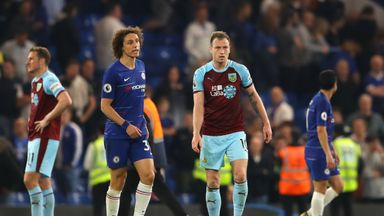 Luiz: Burnley played anti-football