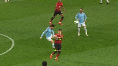 Silva's kung fu kick