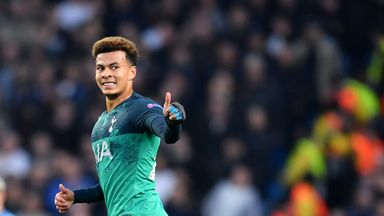 Alli: Spurs among best in world