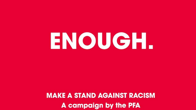Howe, Warnock support #Enough