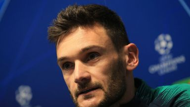 Lloris: Spurs ready to suffer