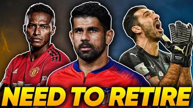 Players Who NEED To Retire XI!
