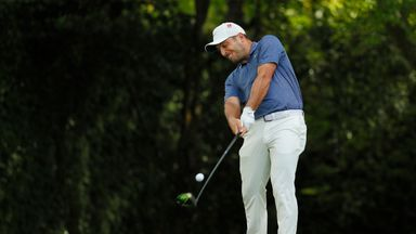 Francesco Molinari: Round of the Day