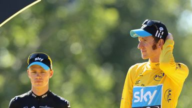 Brailsford: We had our conflicts