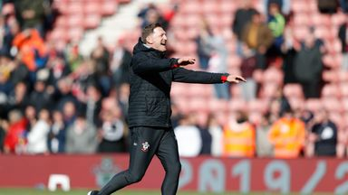 Thommo: Hasenhuttl's done a terrific job