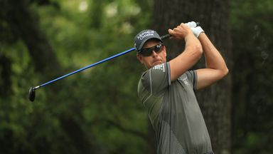 Stenson: I've got more in the tank