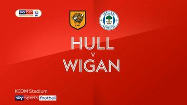 Hull 2-1 Wigan