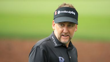 Poulter recalls win with borrowed putter