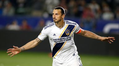 Zlatan: I am the best ever to play in MLS