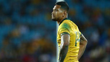Rugby Australia sack Folau