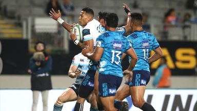 Folau sets try scoring record