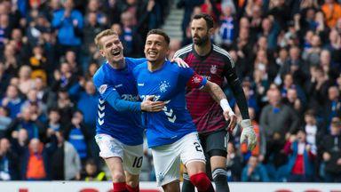 Rangers 2-0 Aberdeen