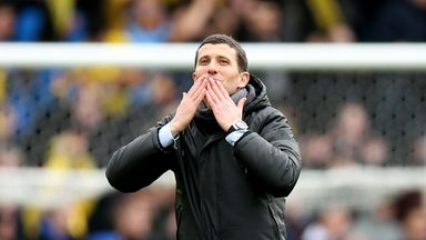 Gracia: Watford can be proud