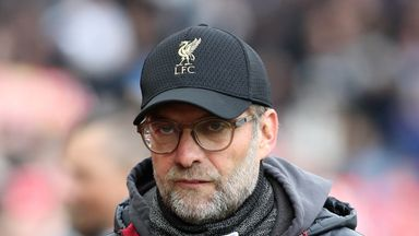 Klopp: I expected City's derby win