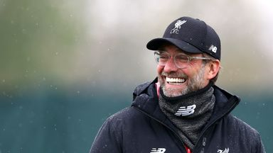 Klopp cools 'best in world' tag
