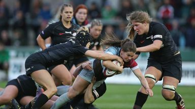 Saracens Women 33-17 Harlequins Ladies