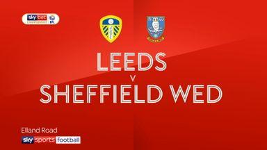 Leeds 1-0 Sheff Wed