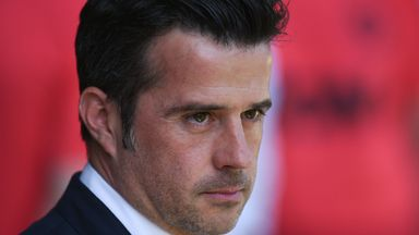Silva: Everton must aim for Europe