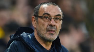 Sarri plans talks over Chelsea future