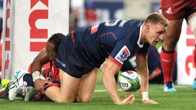 Hodge scores hat-trick for Rebels