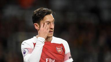 Nicholas: Time to say farewell Ozil