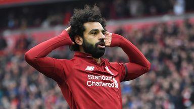 Salah stunner  from all angles!