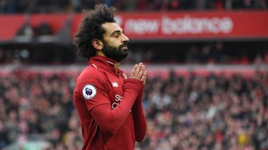 Salah's best PL goals