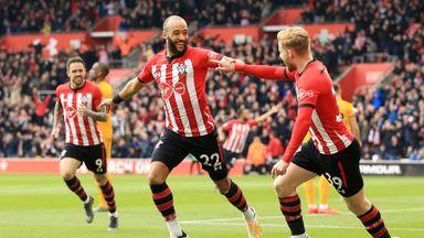 Southampton 3-1 Wolves