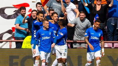 'Up to Rangers to stop Celtic'