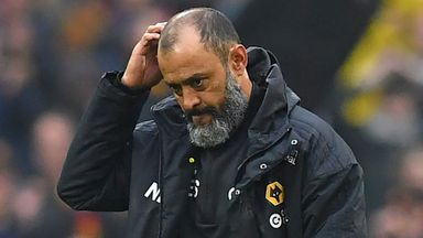 Nuno: Hard to erase it from our minds