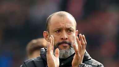 Nuno: Too early to think of Europe