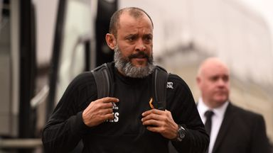 Nuno: We won't lose focus