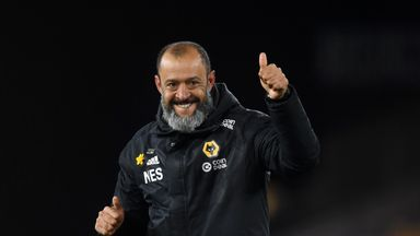 Nuno wants boost for home fans