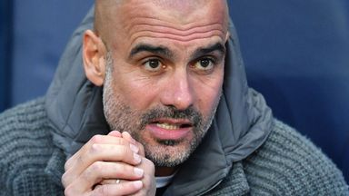 Pep warns players of Burnley threat