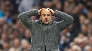 Pep: We must not forget CL defeat