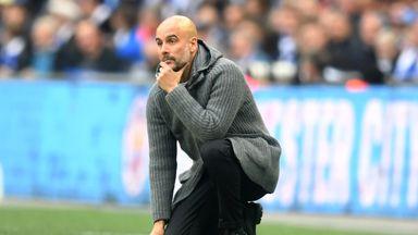 Guardiola: I accept I have failed