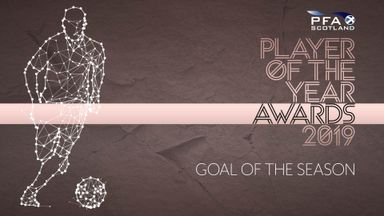 PFA Scotland Goal of the Season