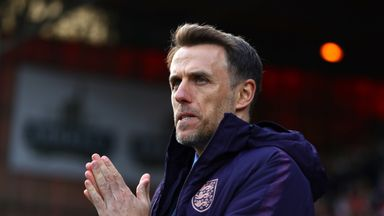 Neville: I wanted my players to suffer!