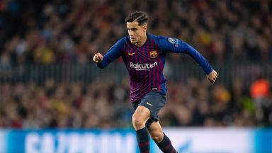 Coutinho: I don't know about the future