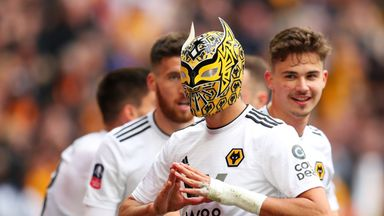 Nuno: Jimenez mask not disrespectful