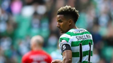 Lennon pleased to secure Sinclair future