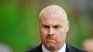 Dyche reflects on Burnley journey